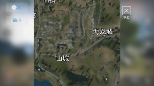 据点守卫放逐游戏怎么缩放地图
