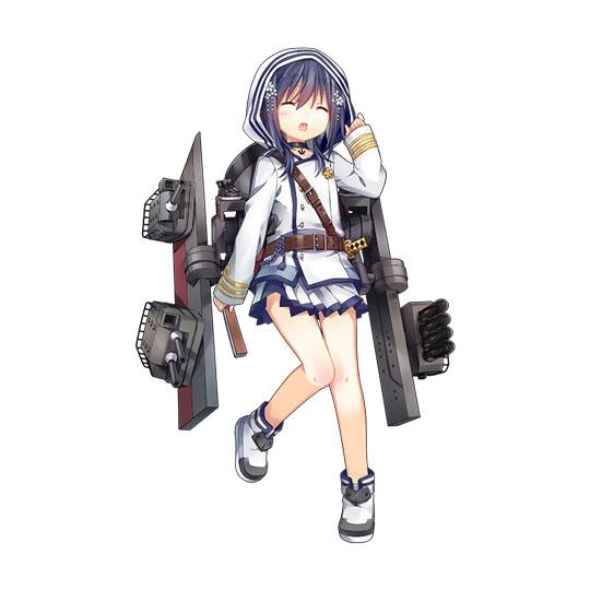战舰少女r时雨