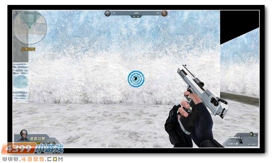 生死狙击白银沙鹰图片 白银沙鹰武器解析