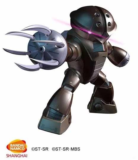 敢达争锋对决MSM-04 龟霸