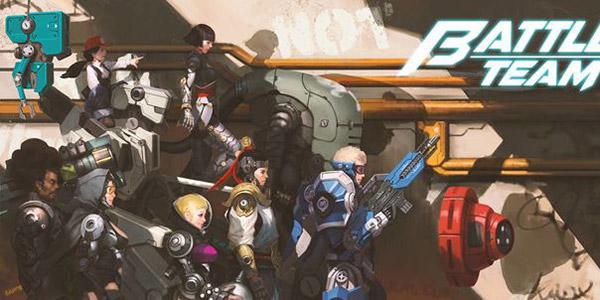 科幻回合制手游《Battle Team》即将上架 扮演指挥官制霸宇宙!