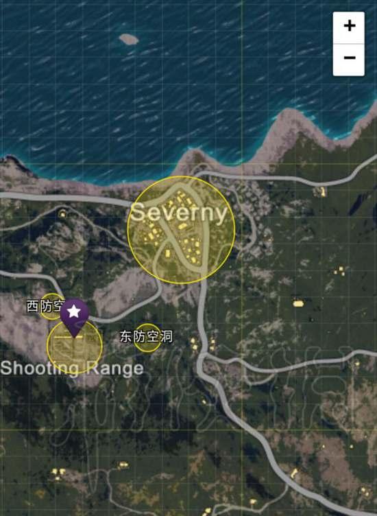 绝地求生刺激战场S城和靶场打法解析