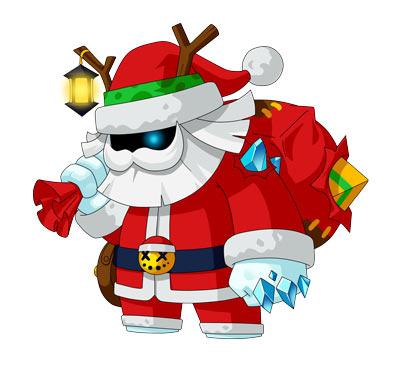 造梦西游5圣诞魔人技能表 造梦西游5圣诞魔人怎么打