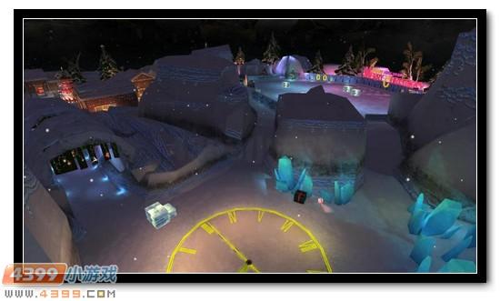 生死狙击12月20日版本更新 滑冰玩法与物理物件全新地图登场 英雄武器冰霜吐息降临