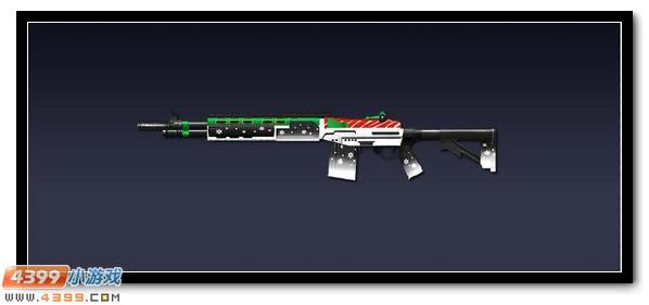 M14EBR-圣诞