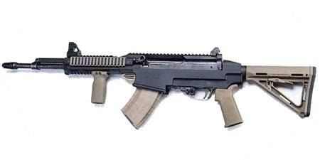 绝地求生刺激战场SKS狙击步枪