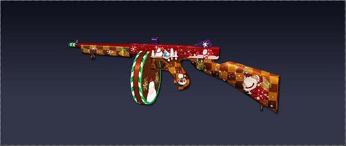 战争使命汤姆逊-圣诞