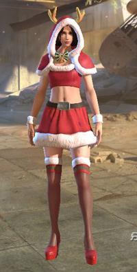 终结者2圣诞时装