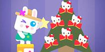 独立游戏《超级幻影猫2》携手Hello Kitty共迎圣诞节