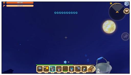 迷你世界水下怎么呼吸 如何水底呼吸