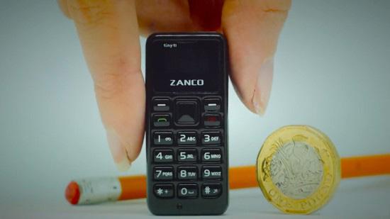 这可能是世界上最小的手机