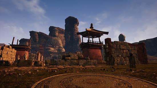 射击VR游戏《冰封之门》上架Steam 2月9日发售-4399小游戏