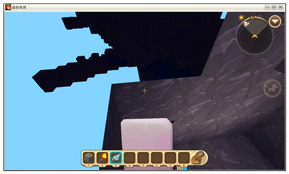 迷你世界天然矿洞在哪里 怎么找天然矿洞
