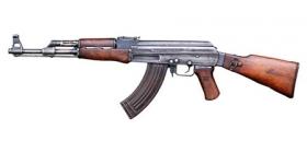绝地求生刺激战场各类枪械你最喜欢哪个?