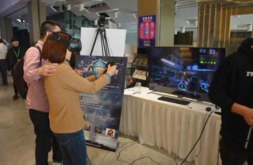 张江VRAR创新峰会落幕  热门VR游戏盘点