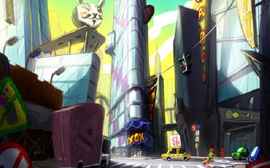 经典跑酷手游《地铁跑酷》将推出动画片