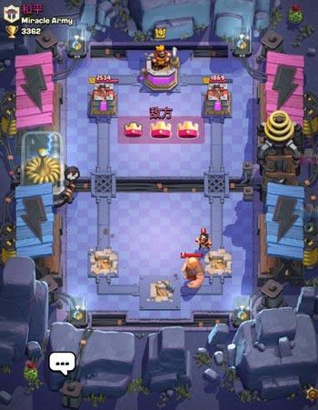 皇室战争实战5
