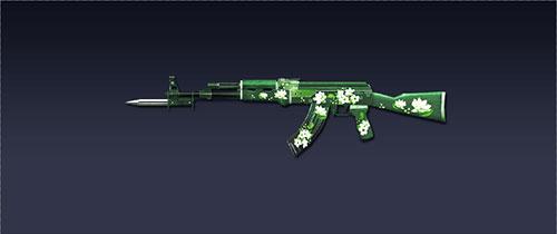 战争使命AK47-茉莉