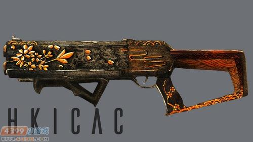 生死狙击玩家手绘-自创武器