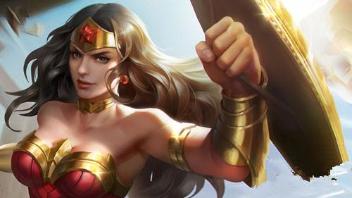 神力女超人出装