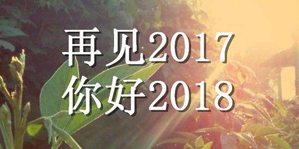 「就哔哔」用一句话点评下自己的2017年吧!
