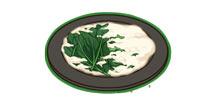 食之契约奶油浸菠菜怎么做 奶油浸菠菜有什么用食物图鉴
