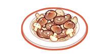 食之契约炒菌菇么做 炒菌菇有什么用食物图鉴