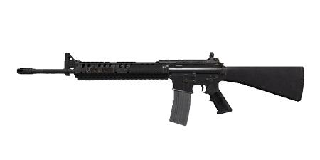 绝地求生全军出击M16A4