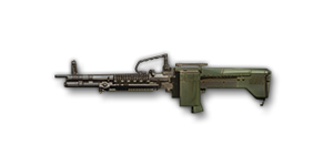 荒野行动MK60重机枪怎么样 MK60重机枪属性解析