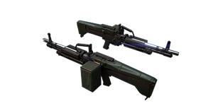 荒野行动MK860重机枪怎么样 MK860重机枪属性解析