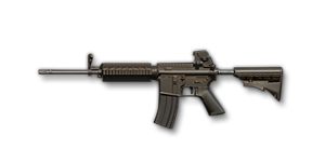 荒野行动M4A1步枪