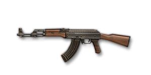 荒野行动AK47