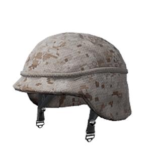 绝地求生刺激战场二级盔