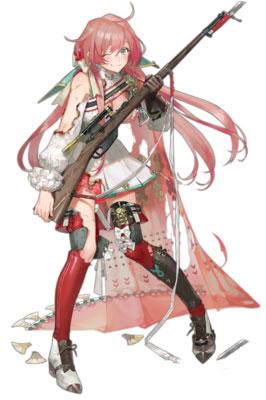 少女前线卡尔卡诺M1891