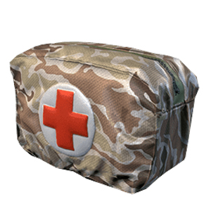 绝地求生刺激战场医疗包有什么用