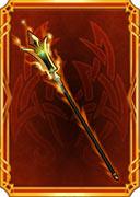英雄之境杨戬武器三尖两刃刀