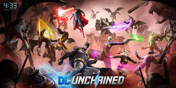 DC迷的狂欢!动作RPG手游《DC:火力无限》即将开启测试
