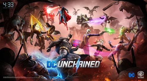DC:火力无限