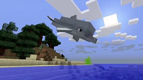 【快讯】我的世界海豚不能骑乘 M
