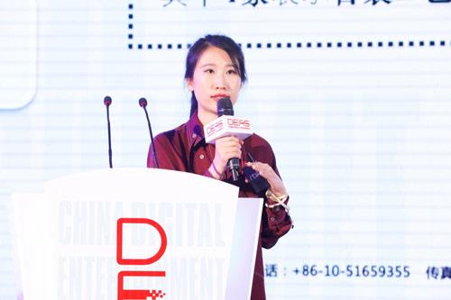 上海童石网络科技股份有限公司互娱总裁弓晨