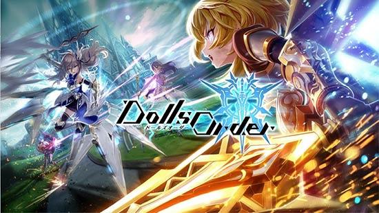 超人气大作《勇者前线》续作《Dolls Order》将删档封测