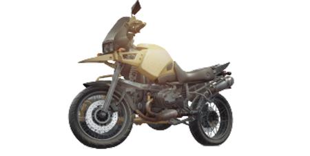 和平精英摩托车性能介绍