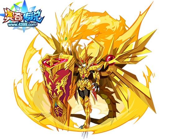 奥奇传说1月19日预告 黄金龙帝神职进化