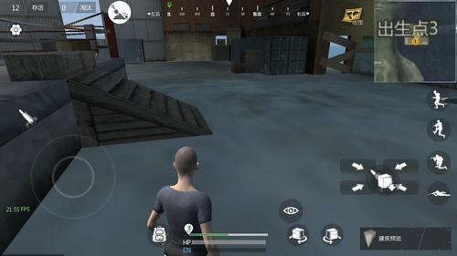 据点守卫放逐游戏怎么进行建造