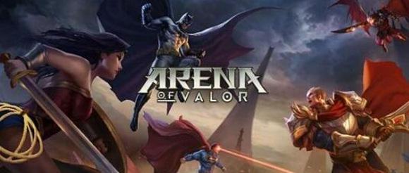 Arena of valor登陆欧美市场