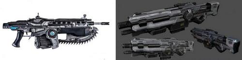 枪火战神开发者访谈第一期:设计师手上的9527