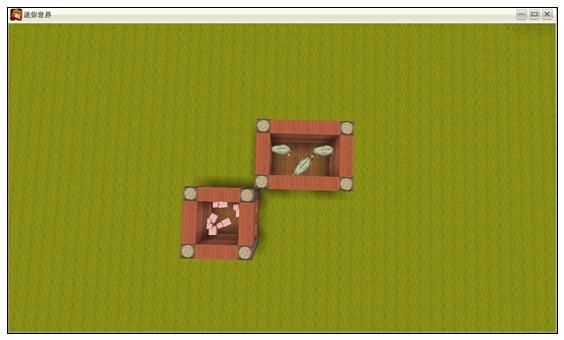 迷你世界牛角肥料厂自动化制作教程