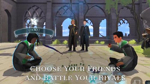 手游《哈利波特:霍格沃茨之谜》放出新预告 魔法学园又开课啦!