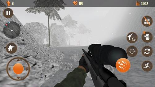二战狙击手召唤