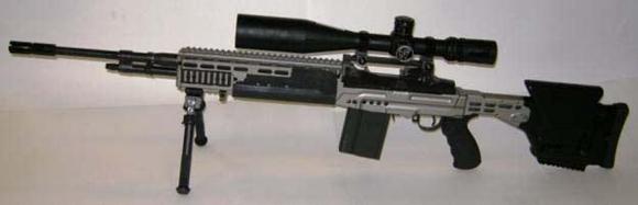 和平精英枪中翘楚MK14-EBR